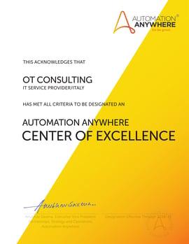 COE_AutomationAnywhere