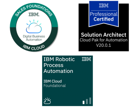 certificazione IBM